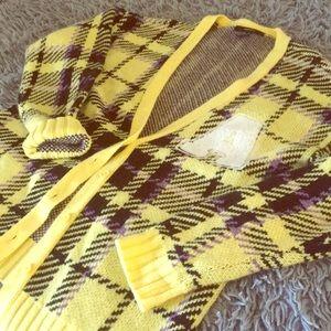 Forever21 Boyfriend letterman's Sweater